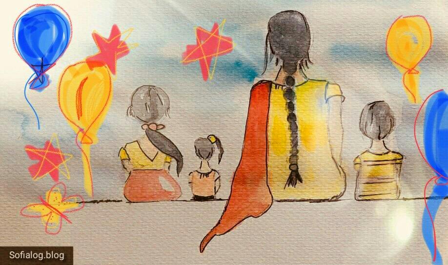 ممی کی ڈائری______________ماں ،بچے اور پریوں کیکہانی