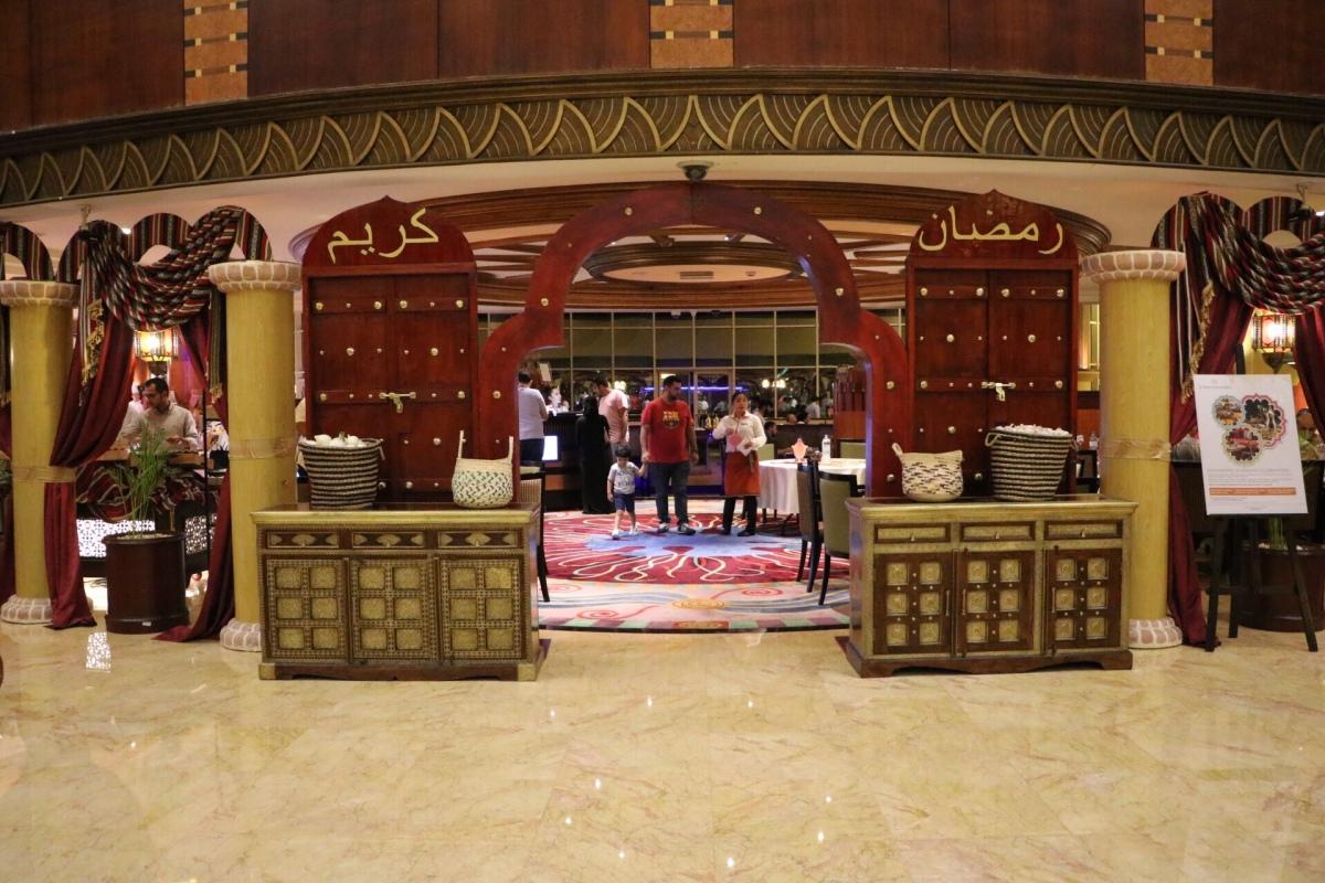 Sevilla⭐️⭐️⭐️⭐️⭐️ at ALRaha Beach Hotel,AbuDhabi.UAE