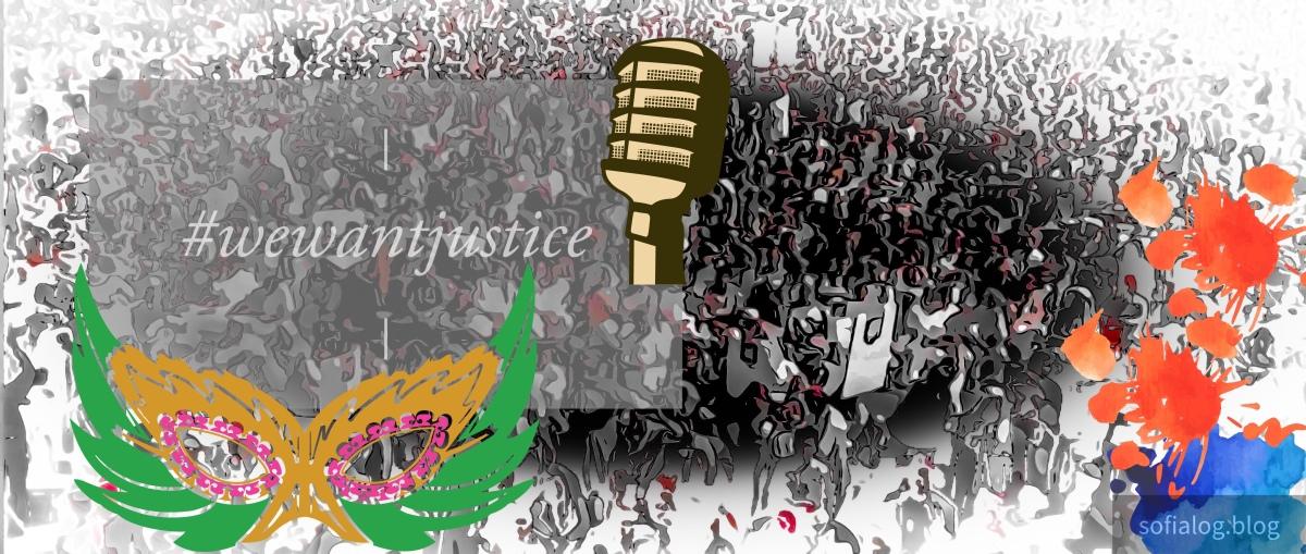 پرزور احتجاج ________از ابصار فاطمہ